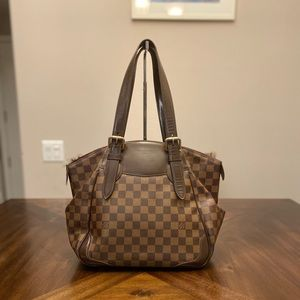 Louis Vuitton Damier Ebene Verona MM Handbag